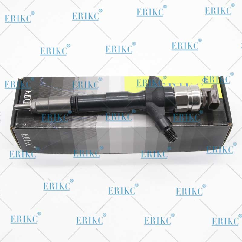 ERIKC 0950007031 1KD 2KD Diesel Fuel Injectors 095000-7031 Fuel Injection Systems 095000 7031 2367039185 For Toyota enlarge