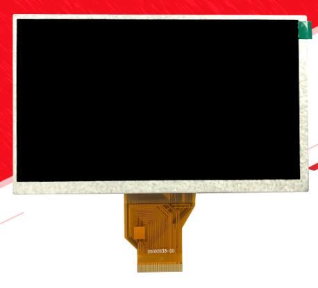 """Новый 7 """"дюймовый INNOLUX AT070TN92 V.X ЖК-экран 7DD1 + 1 FPC 800*480 165*100 мм для планшета автомобиля DVD lcd Бесплатная доставка"""