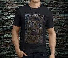 Nueva abeja película guion hombres negro Camiseta talla S-3XL