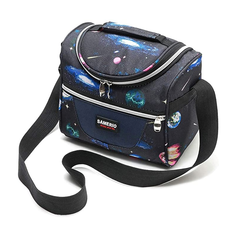 Insulated Lunch Bag Thermal Leakproof Thermo Bento Cooler Totes for Kids,Women,Men Work Picnic Pack