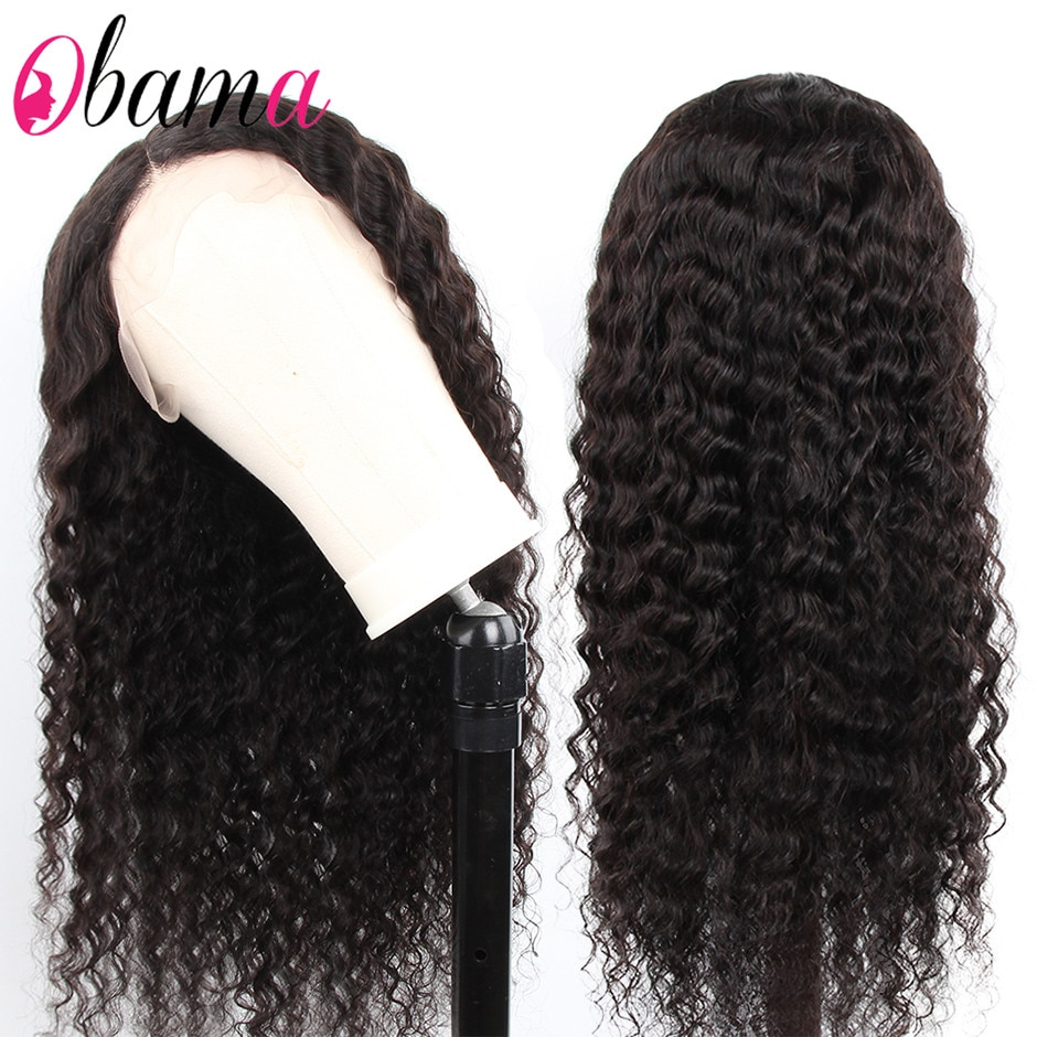 Pelucas de encaje completo 150% pelucas de cabello humano con frente de encaje Peluca de cabello humano rizado pelucas de cabello humano para mujeres negras mongol peluca rizada