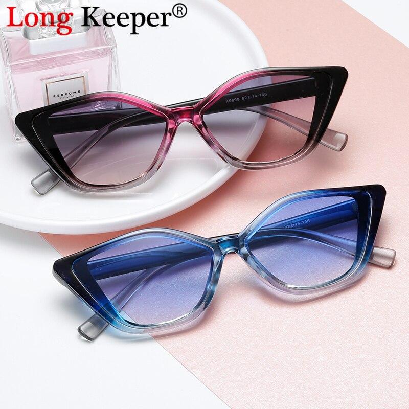 Cute Sexy Retro Cat Eye Sunglasses Women Small Black Red 2020 Transparent Vintage Cheap Sun glasses female uv400 Gradient Goggle