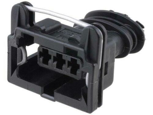 100pcs/lot 3 Pin/Way Junior Power Timer (JPT) MAP Sensor Plug Housing Automotive Connector 282191-1 Tyco/Amp