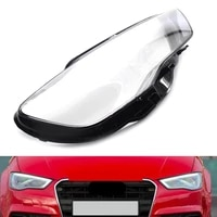 clear car headlight head lamp lens cover lampshade right side for audi a3 2013 2014 2015 2016 8v0941004