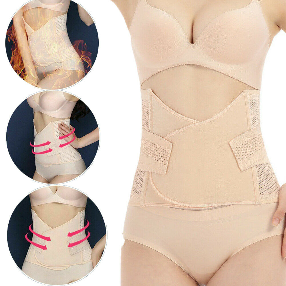 Новый послеродовой поставки бандаж для похудения после родов машина для похудения тела формирователь послеродовой беременности и родам по...