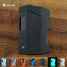 Zylan Case Voor Vandy Vape Puls Dual 220 W Kit Pod Systeem Beschermende Siliconen Rubber Sleeve Cover Wrap Zwart Rood blauw