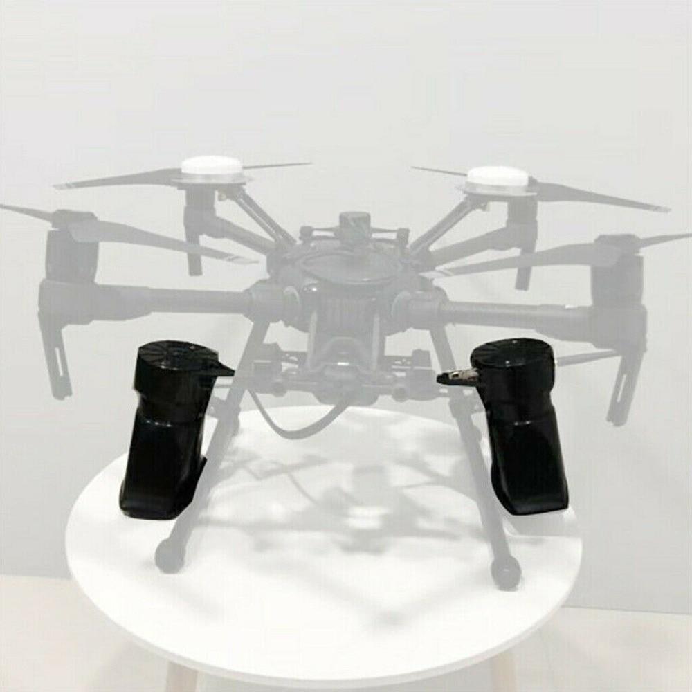المهنية قابلة للشحن Drone اللاسلكية 2 قطعة مكبر الصوت المتكلم و 1 لاسلكي ل DJI Matrice 200 M200 M210 سلسلة 5 كجم