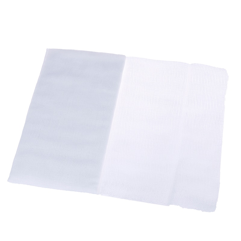 2 Yards 23.5cm Bleached Gauze Cheesecloth Fabric Cotton Cloth For Cheese Cloth Absorbent Gauze Cheese Baking & Pastry Tools