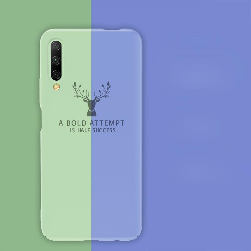 Funda dura Original para Huawei Honor 9X Pro Coque Skin Feeling Phone bolsas para Honor 9x Pro KOOSUK nueva funda antimanchas