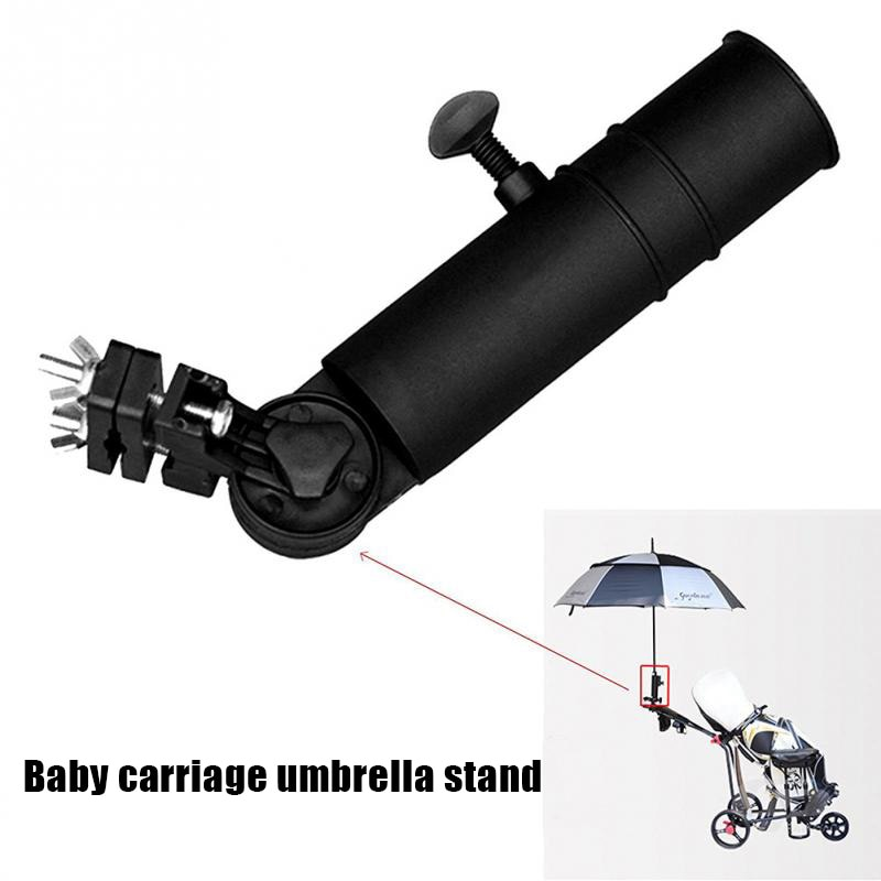 Universal Golf Cart Umbrella Holder Stand for Buggy Cart Baby Pram Wheelchair MC889