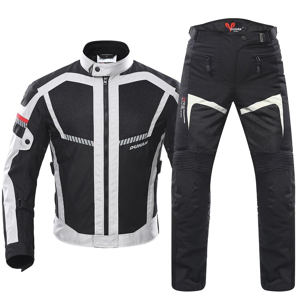 Motorcycle Jacket Men Chaqueta Moto Breathable Jaqueta Motociclista Protective Gear Moto Motorcross Clothing Motorbike Jacket