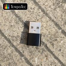 Адаптер TempoTec (Женский Тип C мужской цвет)