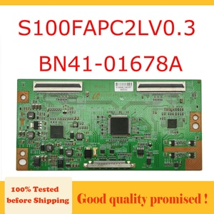 S100FAPC2LV0.3 BN41-01678A for SAMSUNG UA40D5000PR LTJ400HM03-H ... etc. t con Board Display Card for TV BN41 01678A BN41-01678