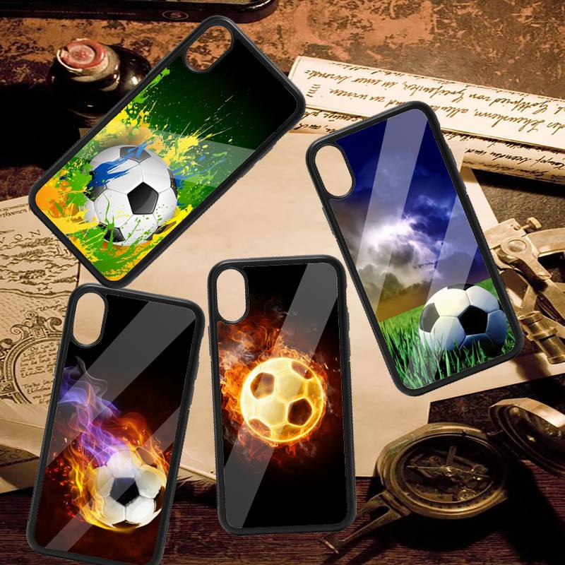 football flame design pattern luxury design Phone Case shell PC for iPhone 11 12 pro XS MAX 8 7 6 6S Plus X 5S SE 2020 XR