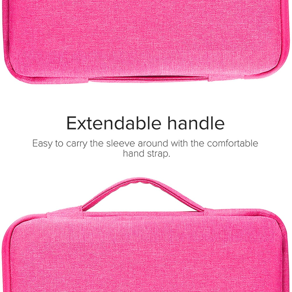 Portable Universal Laptop Sleeve Bag 11.6/12/13.3/14/15.6 Inch for Macbook Pro Computer PC Bag HP Acer Xiaomi ASUS Lenovo enlarge