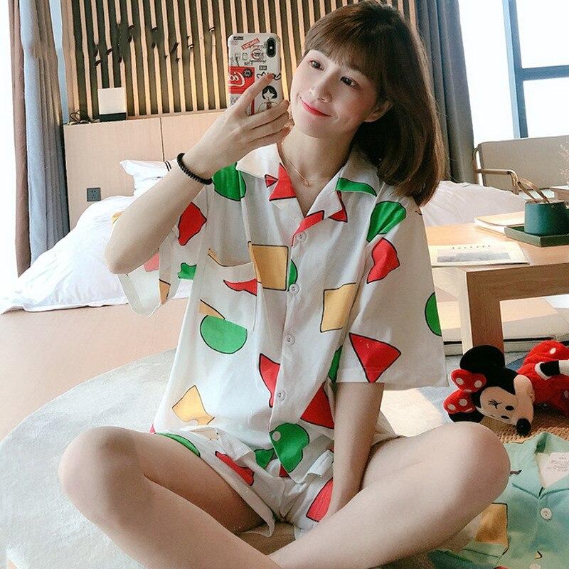 sinchan-conjunto-de-pijamas-de-manga-corta-para-mujer-ropa-de-dormir-de-algodon-con-estampado-bonito-para-el-hogar-2-uds