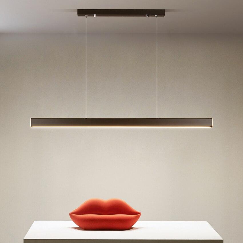 arte moderna loft luzes pingente led de madeira nordic minimalista aluminio pingente