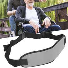 Fauteuil roulant sièges ceinture réglable harnais de sécurité fixation orthèse respirante pour les personnes âgées blessures Patients aider les soins de santé