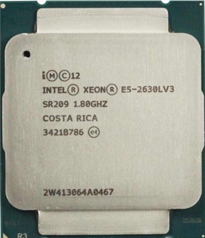 E5 2630LV3 8 core 16 thread 2011 официальная версия ЦП основная частота 1,86G 8 core