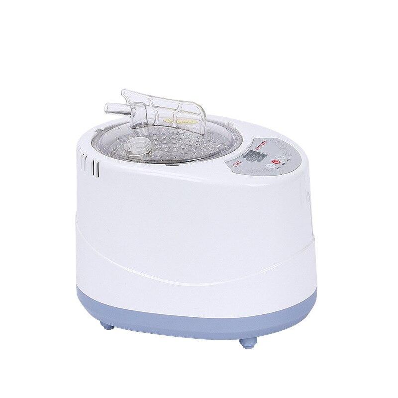 مولد بخار 220-240 فولت 1000 واط سعة أكبر 3L إناء طهي بالبخار للبخار ساونا برميل خشبي كبير البخار