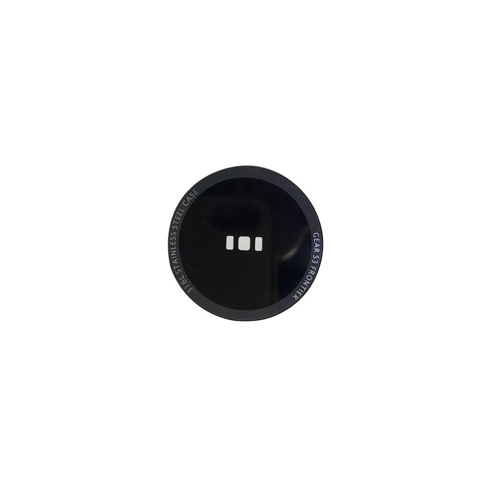 Capa de Vidro Traseira e Adesivo para Samsung Peças de Reposição Gear Classic Sm-r775 Relógio s3 Sm-r770 &