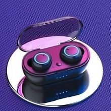 Bluetooth Earphone 5.0 TWS Wireless Headphons Earphones Earbuds Stereo Gaming Headset With Charging