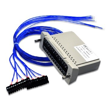 NAPUI130T 24 Channels Thermocouple Temperature Recorder enlarge