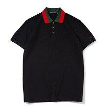 Summer Men Shirt Short Polo Cotton Blouse Casual T-Shirt Couple High Quality Women Top Turn-Down Col