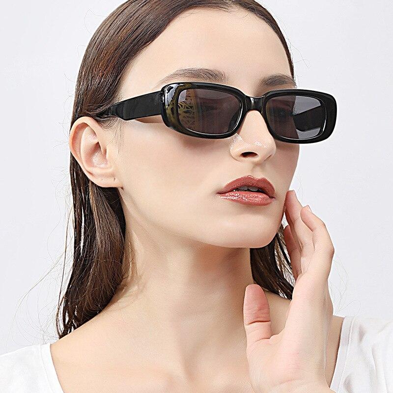Fashion Cat Eye Sunglasses Women Brand Luxury Men Sunglass Elegant Flat Top Small Sun glasses UV400