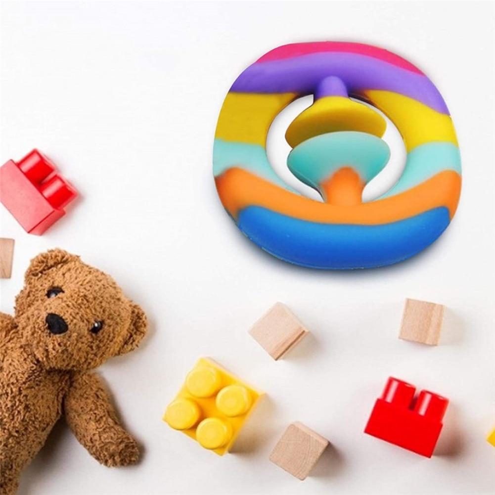 2021 Pop Fidget Toys Decompression Toy Kawaii Unicorn Set  Anti Stress Relief Sensory Toys Gift For Adults Children Novelty Toys enlarge