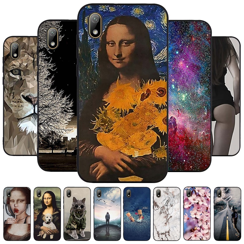 Huawei honor 8 s caso macio silicone tpu caso de telefone para huawei honor 8 s 8 s KSE-LX9 kse lx9 honor8s caso capa protetora traseira