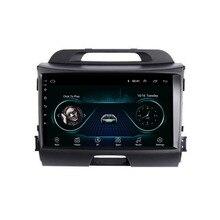 4G LTE Android 10.1 pour KIA Sportage 2009 2010 2011 2012-multimédia stéréo voiture lecteur DVD Navigation GPS Radio