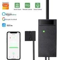 Ouvreur de porte de Garage WiFi intelligent  controleur sans fil pour maison  application Smart Life   Tuya pour Alexa Google Home pour IOS Android  nouveau