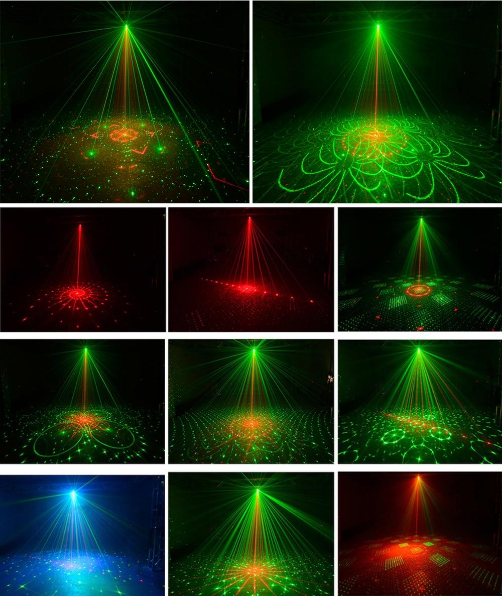 2021 Новый светодиод сцена свет лазер проектор дискотека лампа с голосом управление звук вечеринка огни для дома ди-джей лазер шоу вечеринка лампа