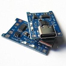 リチウム電池充電器モジュール,1a 18650,tp4056,type-c/micro/mini usb 5v,二重機能保護付き充電パネル,li-ion
