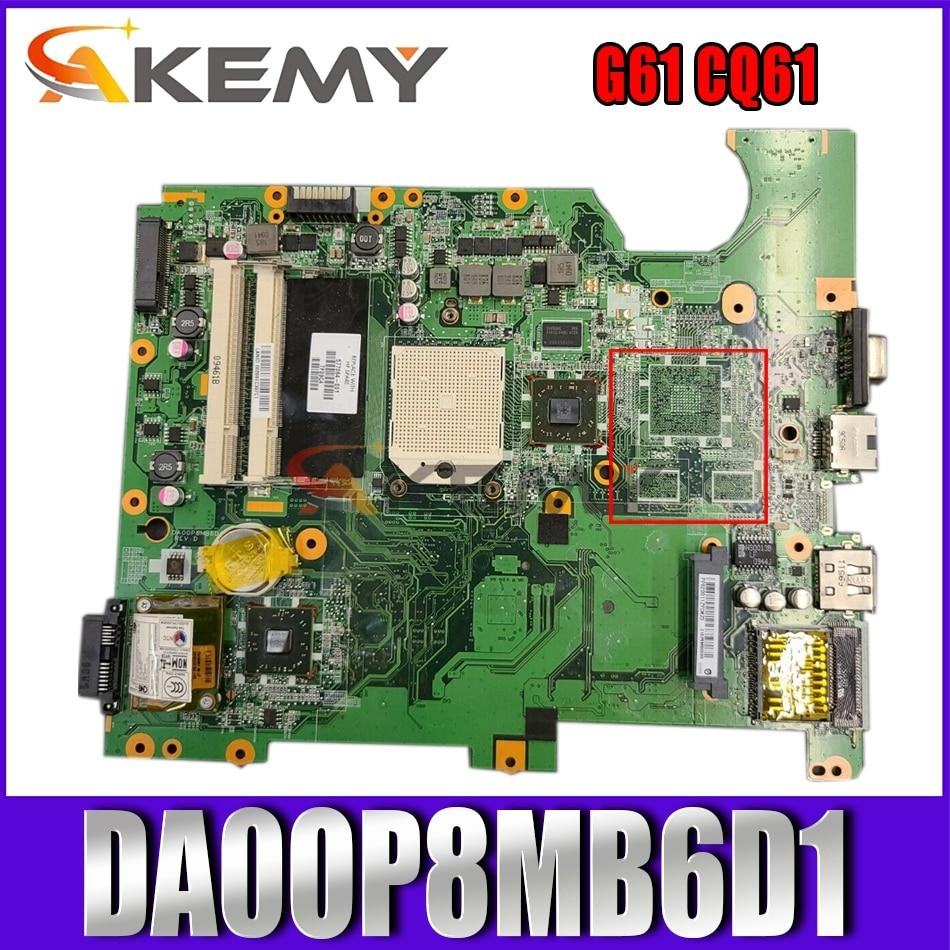 577065-001 ل كومباك Presario CQ61 G61 دفتر G61 CQ61 اللوحة المحمول DA0OP8MB6D1 CQ61Z-400 دفتر