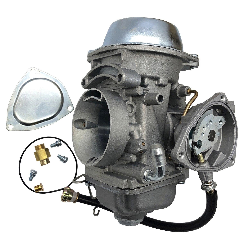 دراجة نارية carb carby carburetor PD40J لبولاريس سبورتسمان 500 المكربن 2001-2013 المفترس 500 تشويش إذاعي 4X4
