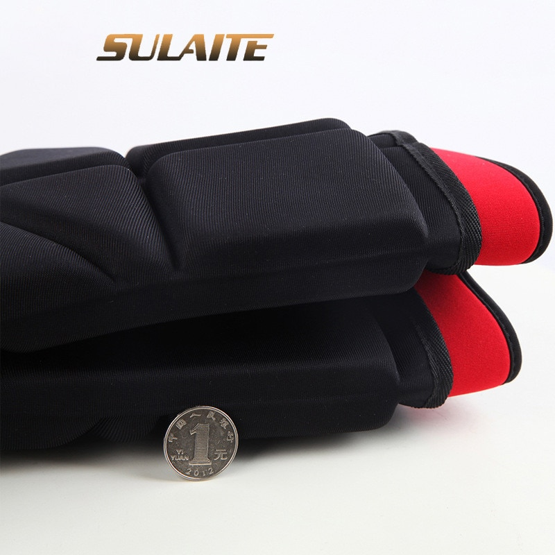 SULAITE Adult Men Women Protective Hip Butt Pad Padded Shorts Ski Skate Snowboard Activity Shorts Size S M L Motorcycle Shorts enlarge