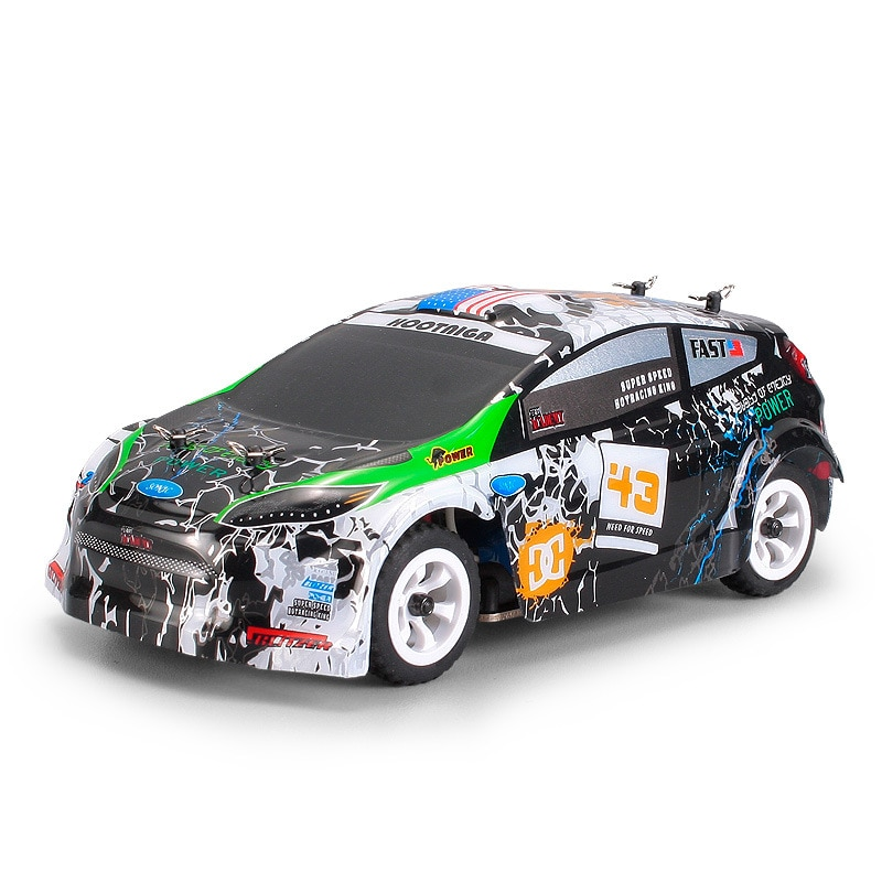 1:28 WLtoys K989 RC Car Remote Control Four-Wheel High-Speed Drive Cars Charger Electric Toys Mini Racing Car Off-Road Vehicle enlarge