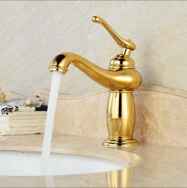 Vidric torneira da bacia de bronze preto forma da lâmpada pia do banheiro único punho buraco deck do vintage torneira lavagem quente e fria misturadora c