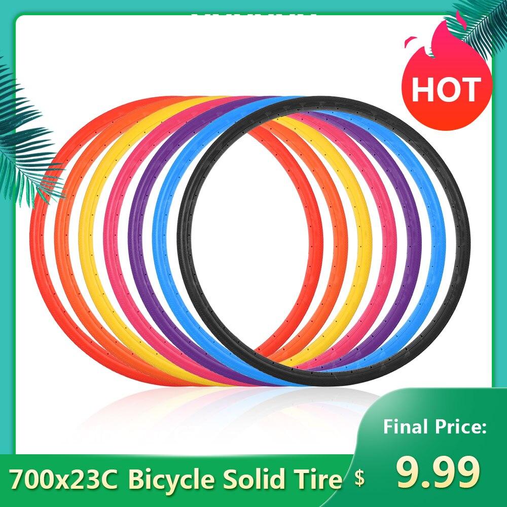 Прочные шины для велосипеда, шоссейные велосипедные шины 700x23C, велосипедные бескамерные шины, колеса, взрывозащищенные, Бесплатная надувная велосипедная шина, велосипедные запчасти