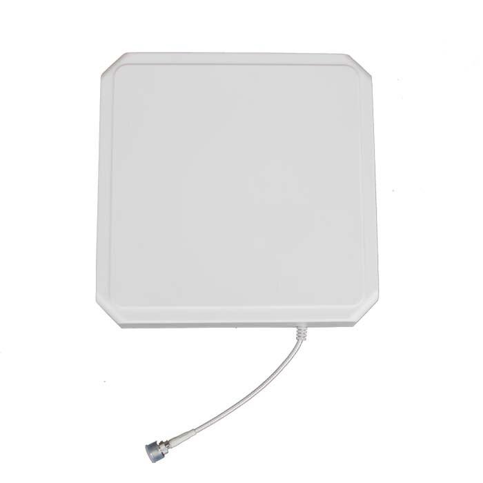 IP65 ABS À Prova D Água rfid UHF antena tipo circular com 9dBi Ganho 915MHz