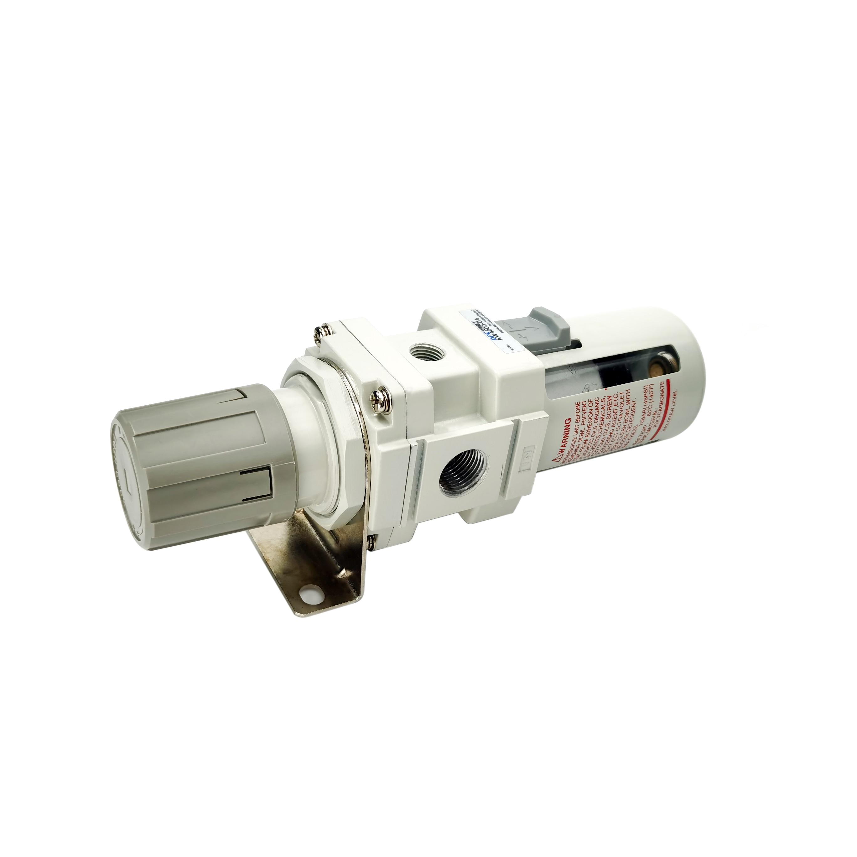 AW5000-06 AW5000-10 AW4000-04 AW4000-06 الهواء النفط المياه المفرق تحكم هوائي منظم ضغط ضاغط فلتر