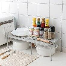 Maison placard organisateur étagère de rangement pour étagère de cuisine gain de place armoire étagères décoratives porte-armoire étagère de cuisine SP72