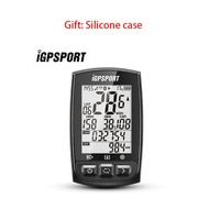 IGPSPORT IGS50E Bike Computer Stopwatch IPX7 Waterproof ANT Bluetooth 4.0 GPS Bike Digital Support