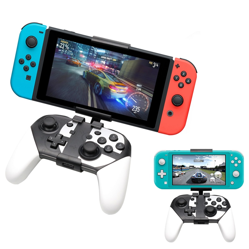 AliExpress - Stand For Switch Controller Mount Hand Grip For Nintendo Switch LiteConsole Gamepad For NS Clip Holder