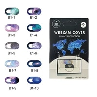 star series camera webcam cover anti peeping privacy lens protection patch shutter slider sticker voor for laptops smart phone