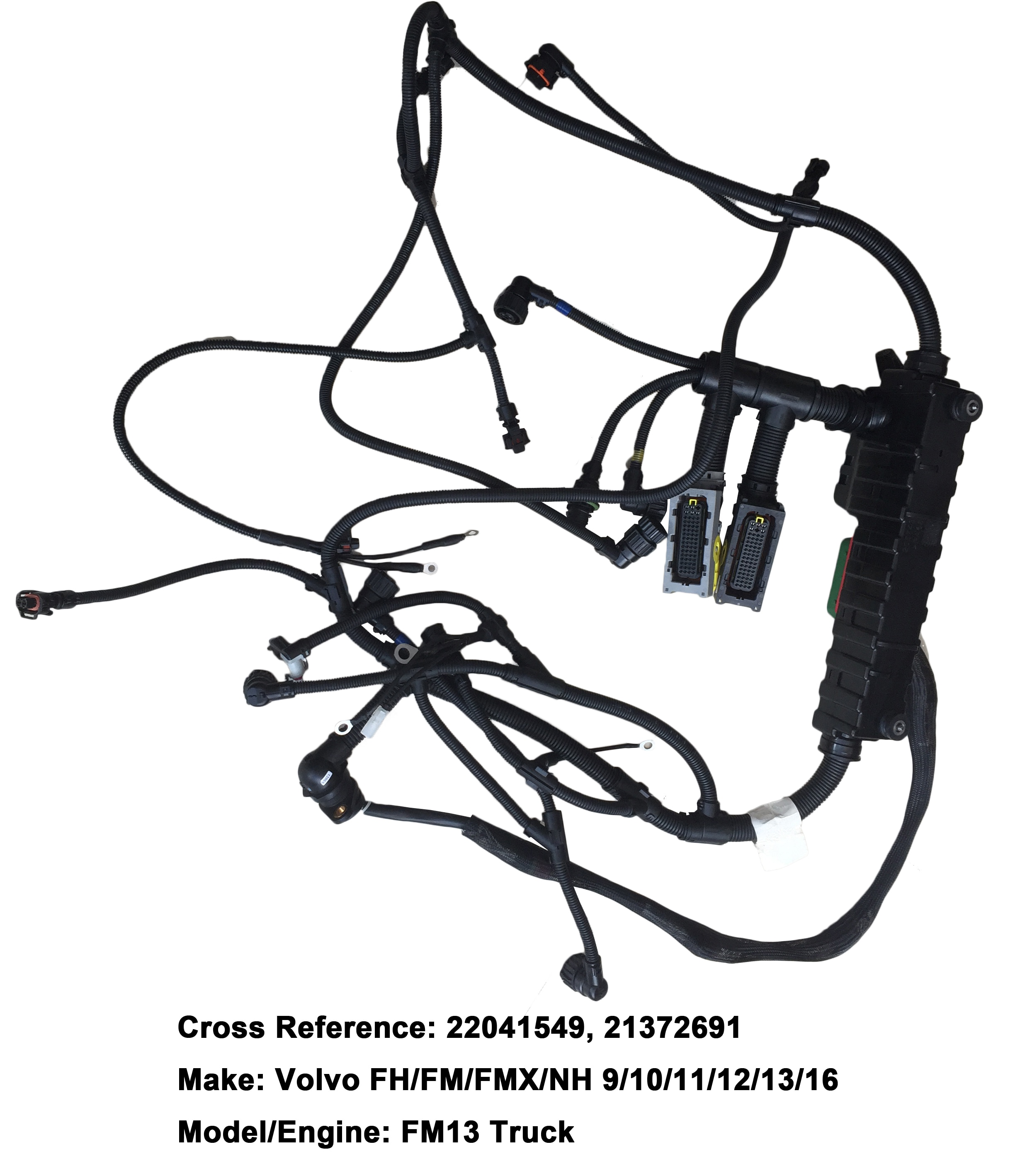 Engine Wiring Cable Harness 22041549 for VOLVO Heavy Truck 22041549 21372691 enlarge