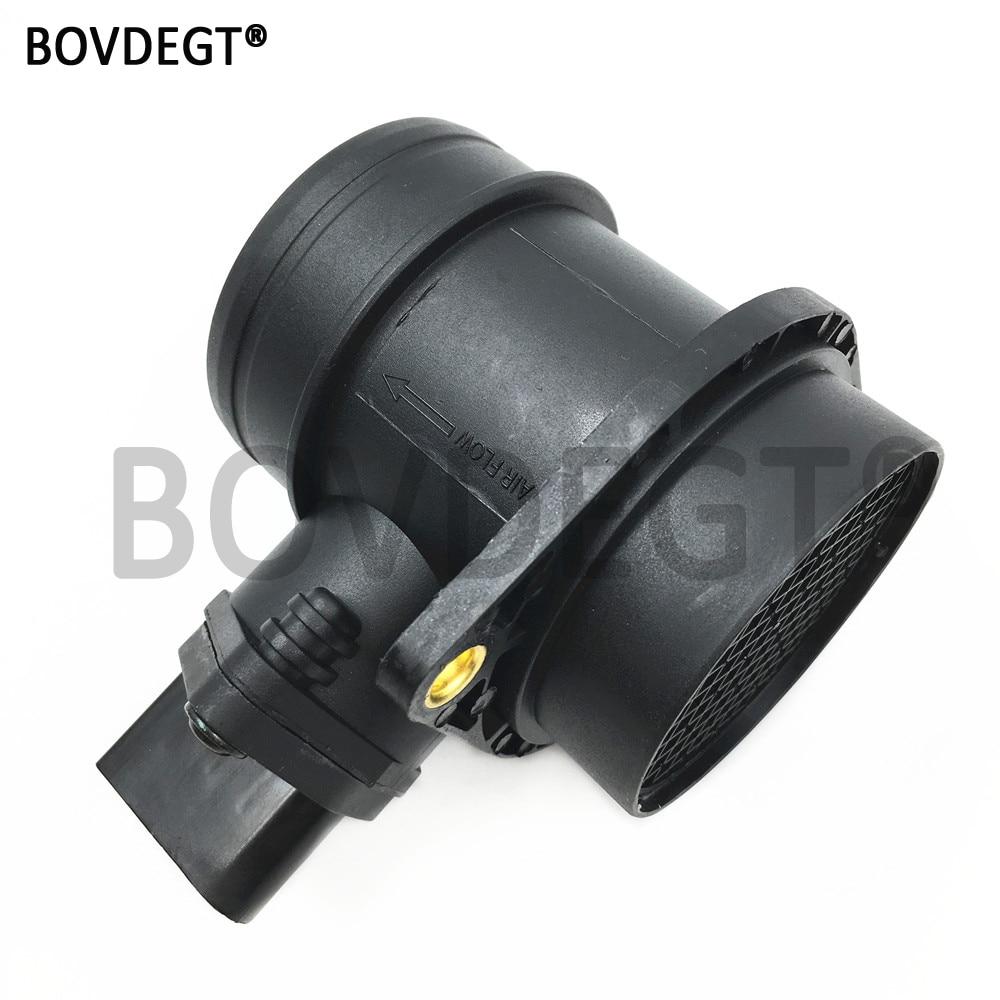 Sensor de flujo de air masivo para AUDI A3 SEATSKODA octavia para VW GOLF IV VW LUPO nuevo escarabajo BORA etc 0280218002, 0280218003 etc.