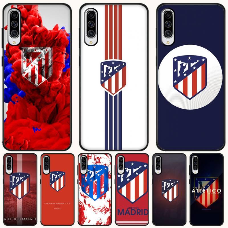 Fundas de teléfono de fútbol de Madrid para samsung A10, carcasas de...